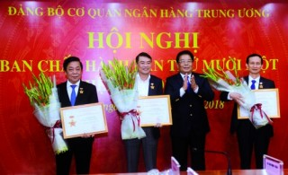 Đảng ủy cơ quan NHTW triển khai thực hiện hiệu quả nhiệm vụ chính trị của Ngành