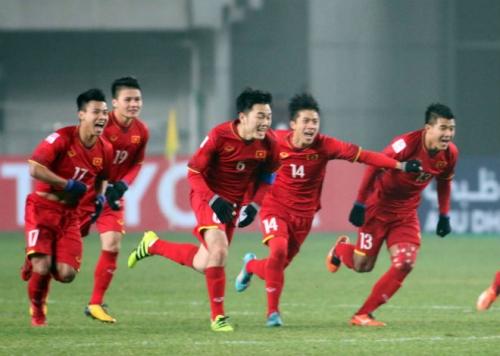 U23 Việt Nam là nhà vô địch trong lòng người hâm mộ