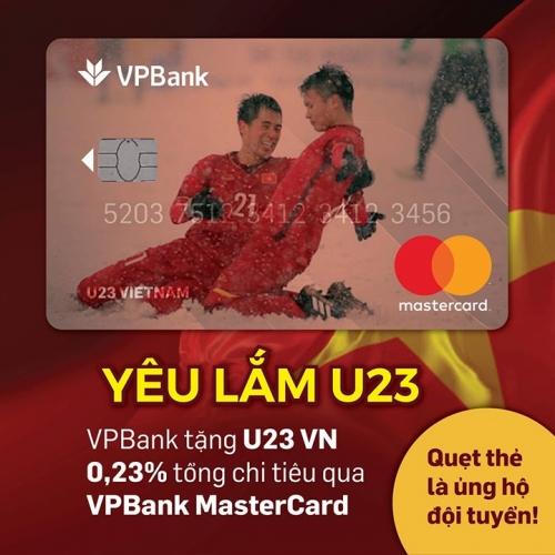 """VPBank triển khai chương trình ưu đãi """"Tự hào Việt Nam"""""""