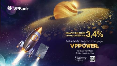 Ưu đãi hấp dẫn cùng gói sản phẩm mới VPPower