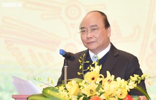 Thủ tướng: Kiên quyết không đánh đổi môi trường lấy lợi ích kinh tế