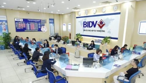 Mọi hoạt động của BIDV vẫn bình thường