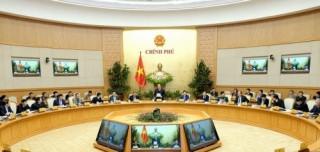 Chính phủ yêu cầu nêu cao tinh thần trách nhiệm trước Nhân dân và đất nước