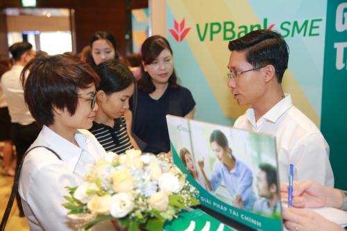 VPBank: Tiên phong hỗ trợ doanh nghiệp nhỏ và vừa