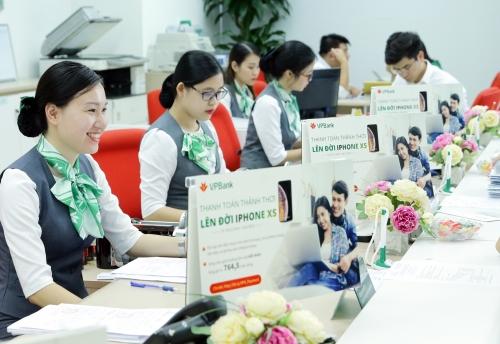 Lợi nhuận cao của VPBank có dấu ấn từ thu nhập phí