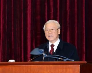 Tổng Bí thư, Chủ tịch nước: Tham nhũng đang từng bước được đẩy lùi