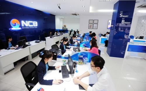 NCB: Thu từ phí dịch vụ tăng trưởng tốt