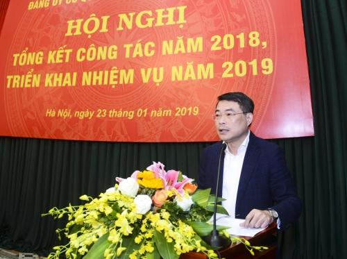 Đảng ủy cơ quan NHTW: Triển khai hiệu quả nhiệm vụ chính trị của Ngành