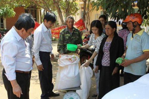 Xuất cấp gạo từ nguồn dự trữ quốc gia cho 3 tỉnh dịp Tết Kỷ Hợi