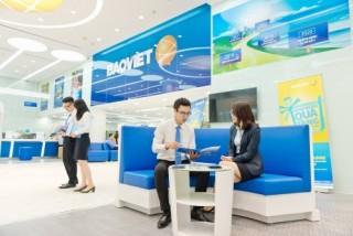 Giá trị vốn hóa của Bảo Việt đạt gần 67.000 tỷ đồng