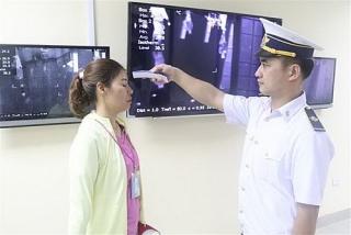 Tăng giám sát tại cửa khẩu, ngăn ngừa dịch viêm phổi lạ từ Vũ Hán