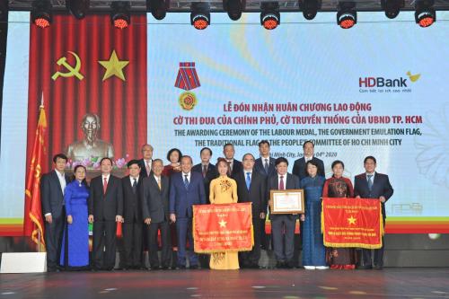 Kỷ niệm 30 năm hoạt động, ngày hội lớn của cán bộ nhân viên HDBank