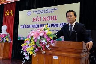 Ngành Ngân hàng Phú Thọ quyết liệt triển khai nhiệm vụ năm 2020