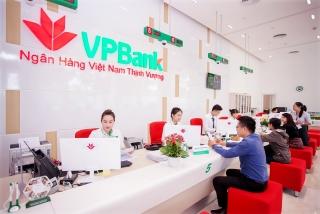 VPBank trong số ít các ngân hàng có mức lợi nhuận trên 10.000 tỷ đồng