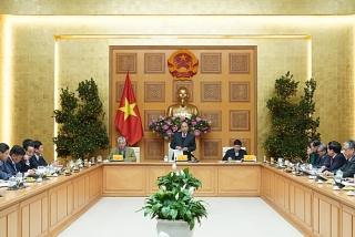 Thủ tướng mong muốn Tổ tư vấn kinh tế tiếp tục đóng góp các sáng kiến mới, ý tưởng mới
