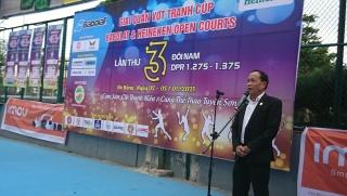 Khởi tranh Giải Quần vợt cúp Heineken & Babolat Open Courts lần thứ 3
