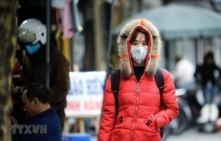 Bắc Bộ và Bắc Trung Bộ tiếp tục duy trì tình trạng rét
