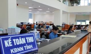 Đề xuất sắp xếp, tổ chức lại KBNN cấp huyện thành KBNN khu vực