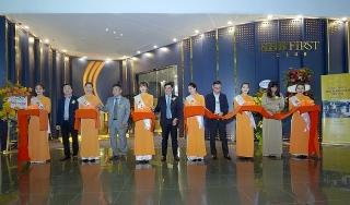 SHB First Club Nội Bài - Phòng chờ sân bay mạ vàng 24K đầu tiên ra mắt