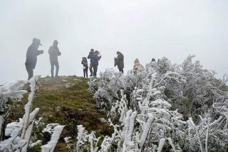 Không khí lạnh tăng cường, Bắc Bộ tiếp tục rét đậm, rét hại