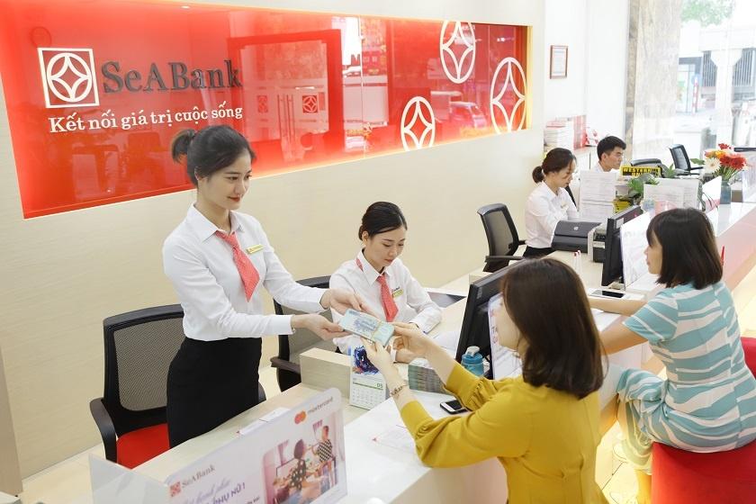 seabank loi nhuan truoc thue tang 24 hoan thanh 115 ke hoach 2020