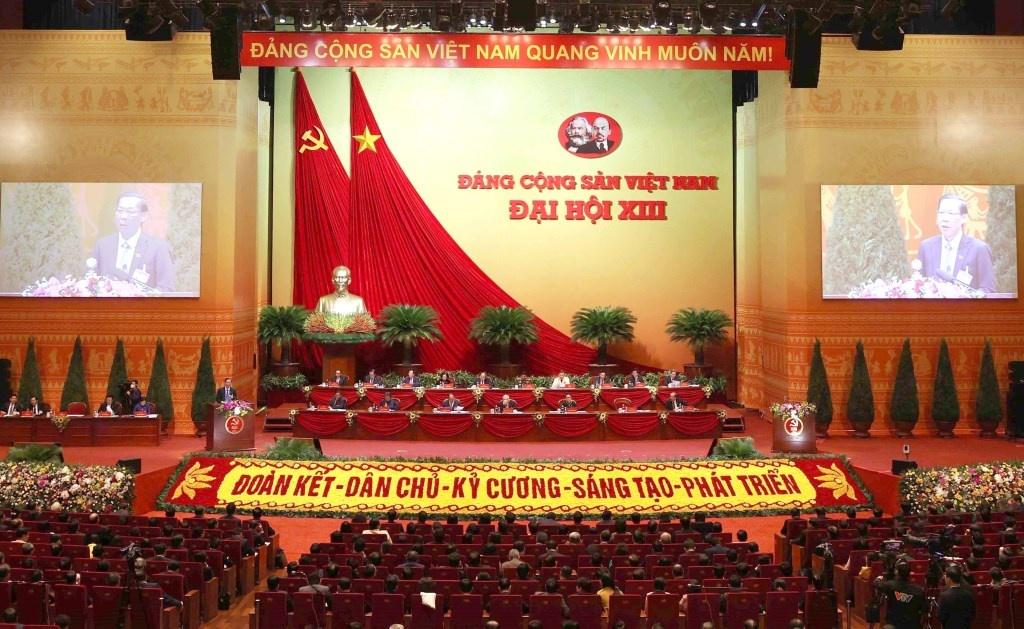 dieu chinh chuong trinh lam viec dai hoi xiii cua dang se be mac ngay 122021