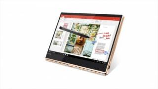 Lenovo giới thiệu máy tính Yoga™ 920 trang bị đầu đọc vân tay