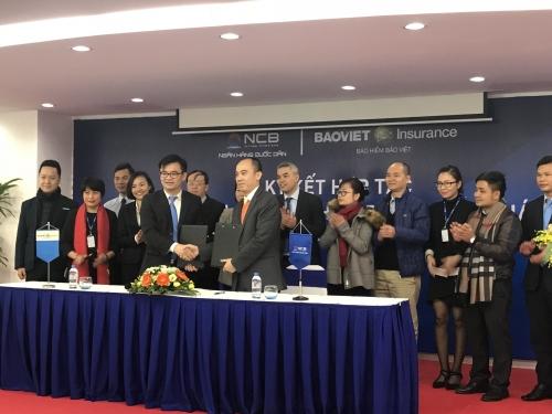 NCB và Bảo hiểm Bảo Việt hợp tác phân phối bảo hiểm