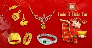 Doanh nghiệp vàng chuẩn bị gì cho ngày Vía Thần tài?