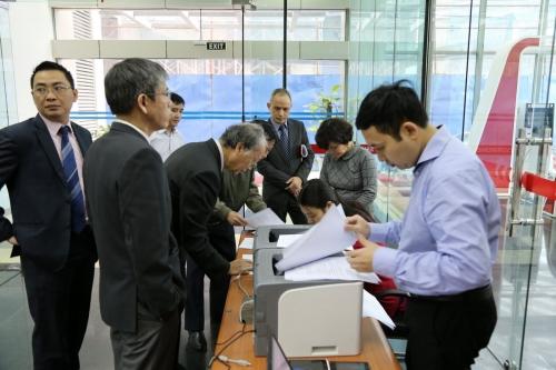 Bluechain và MITEC hợp tác triển khai các giải pháp thanh toán điện tử