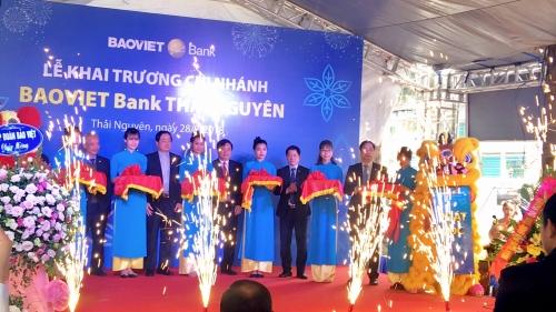 BAOVIET Bank khai trương thêm hai điểm giao dịch
