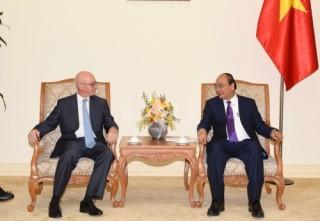 Thủ tướng: Tiếp tục phát triển hơn nữa quan hệ giữa Việt Nam và IMF