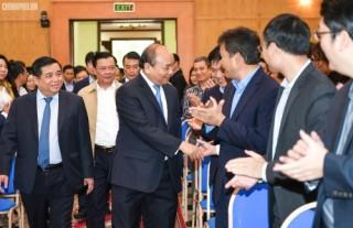 Thủ tướng làm việc với Bộ Kế hoạch và Đầu tư