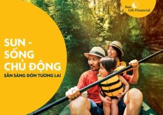 """Sun Life Việt Nam ra mắt bảo hiểm liên kết chung """"Sun – Sống chủ động"""""""