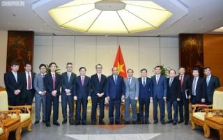 Chính phủ rất coi trọng sự hợp tác giữa MUFG với VietinBank