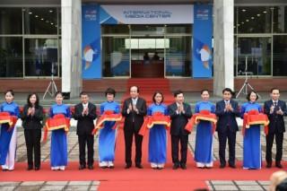 Khai trương Trung tâm Báo chí quốc tế phục vụ Hội nghị thượng đỉnh Mỹ-Triều