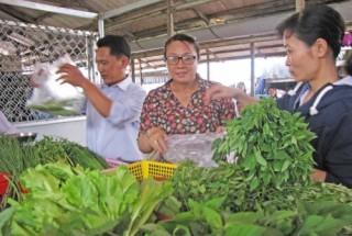 Đẩy mạnh kiểm soát an toàn thực phẩm trong lĩnh vực nông nghiệp