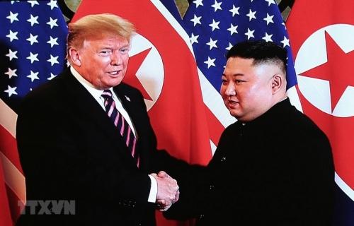 Tổng thống Mỹ và Chủ tịch Triều Tiên hy vọng hội nghị thành công