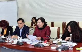 NHNN Việt Nam tăng cường năng lực phân tích, dự báo phục vụ điều hành chính sách tiền tệ