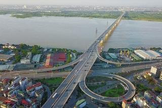 Hà Nội dành hơn 2.500 tỷ đồng xây dựng đầu tưcầu Vĩnh Tuy giai đoạn 2