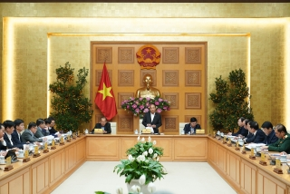 Thường trực Chính phủ họp đánh giá kịch bản tăng trưởng năm 2020
