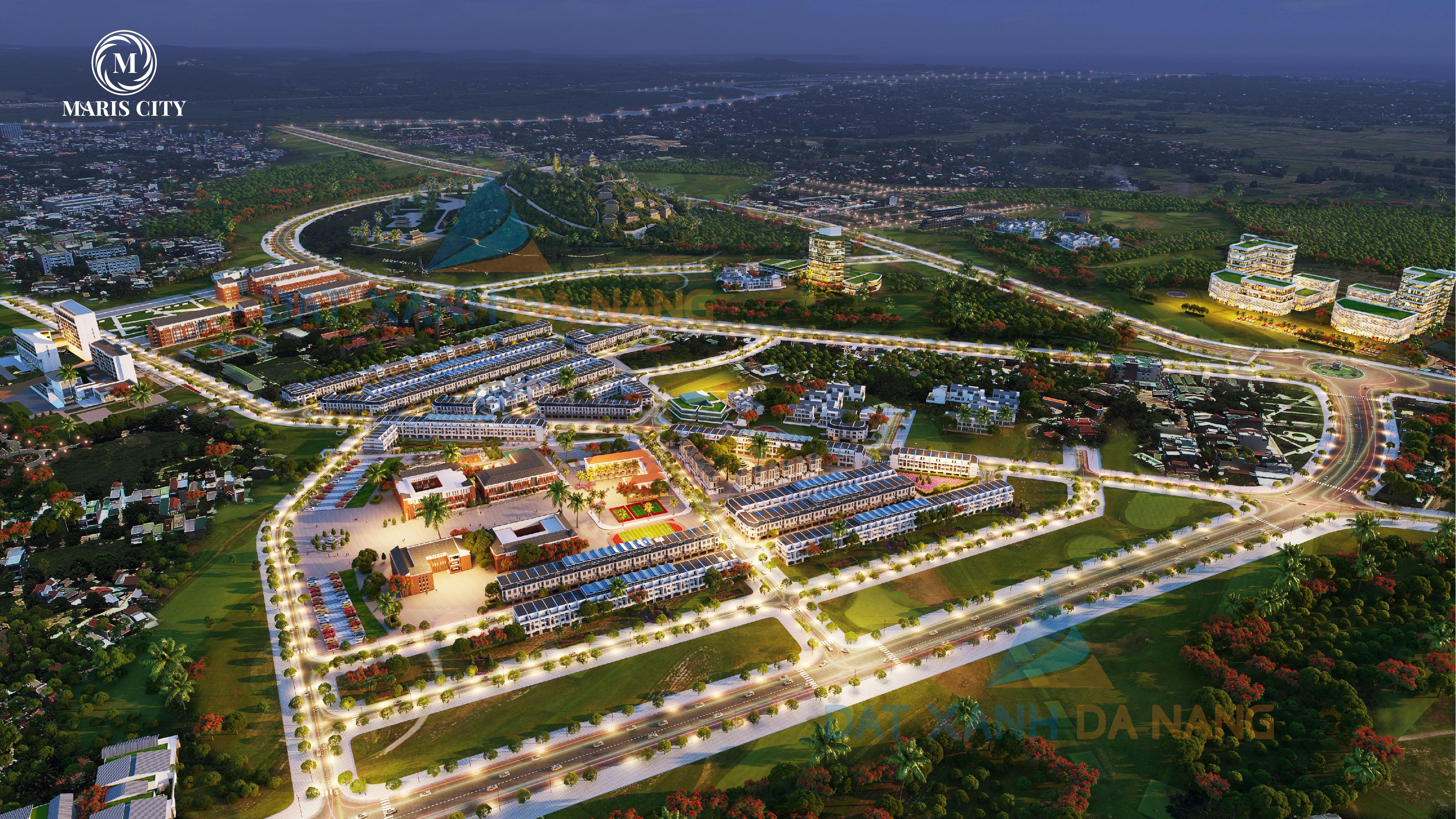 Nhìn lại các dự án nổi bật của Đất Xanh Đà Nẵng tại Quảng Ngãi