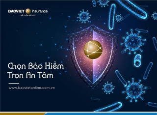 Bảo Việt đồng hành cùng khách hàng, cộng đồng trong dịch Covid-19