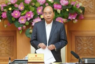 Thủ tướng chủ trì cuộc họp Hội đồng Tư vấn chính sách tài chính-tiền tệ quốc gia