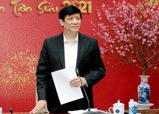 Bộ trưởng Y tế: Chi viện ngay cho Điện Biên