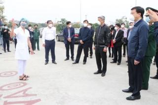 Việt Nam tiếp tục không ghi nhận thêm ca mắc COVID-19 mới trong sáng 19/2