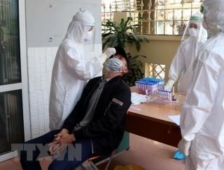 Việt Nam ghi nhận thêm hai ca mắc mới COVID-19 trong sáng 24/2