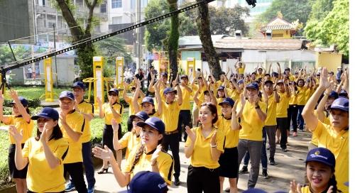 Sun Life Việt Nam tài trợ chính giải chạy bộ tại TP. Hồ Chí Minh