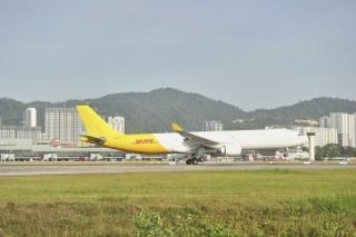 DHL Express tăng khối vận chuyển bằng máy bay Airbus A330-300