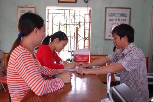 Quỹ tín dụng nhân dân góp phần giảm nạn cho vay nặng lãi